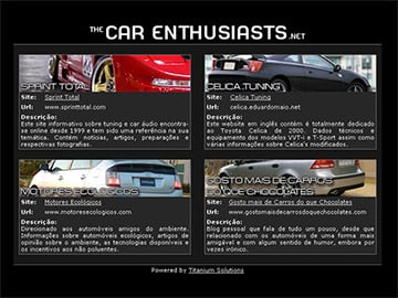 The Car Enthusiasts